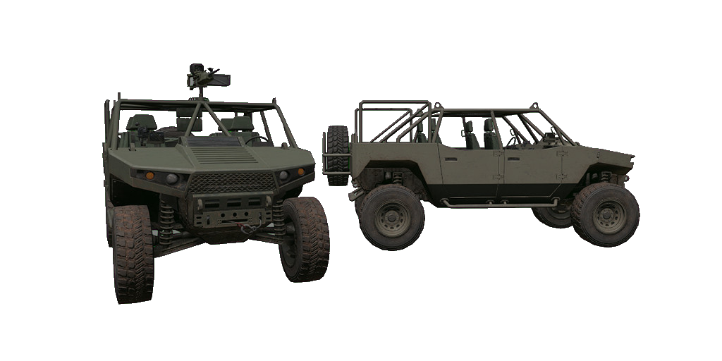 ARMA 3 Vehicle Reference